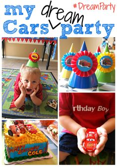 #shop Best Birthday Ever ~ Disney Cars Dream Party #dreamparty #cbias
