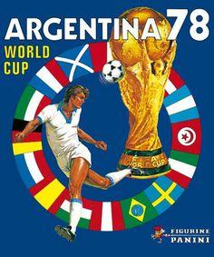 4c92b63a6bfd3 Álbumes Mundial Argentina 1978 Panini Sticker