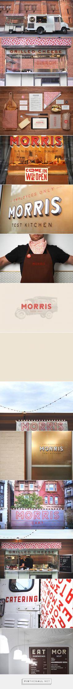 Morris — The Dieline - Branding & Packaging - created via http://pinthemall.net