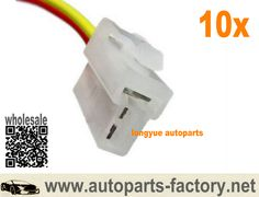 a13742379757b1d1b5841c6e6e8396f0 alternator repair pigtail visit to buy] longyue 2pcs alternator repair plug harness alternator wire harness connector at arjmand.co
