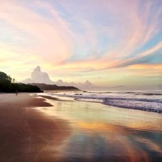 Best Hotels, Costa Rica, Sunsets, Surfing, September, Santa, Waves, Ocean, Clouds