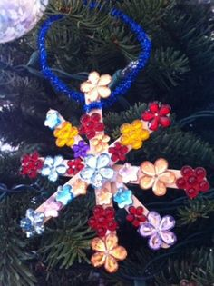 simple kids christmas crafts |