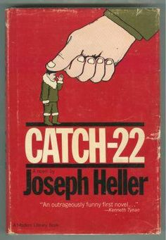 American Edition of Catch-22.  Published by Modern Library, NY, in 1966.