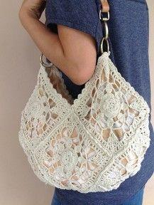 kunci *bag - kunci バリ島ウブド コットンニット手編みのお店 *specialized crochet shop Bali
