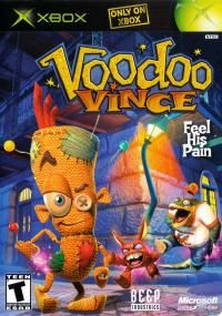Cam's Eye View: Xbox Love Month Part 1: Voodoo Vince for the Xbox review  - Home page - Magicink gaming