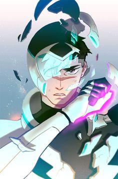 shiro is so gorgeous ahhhh