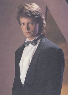 Michael J. Fox {Also one of my mom's favorite actors}