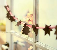Pin of the Week: Homemade Christmas Garland