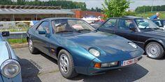 Alle Größen | Porsche 928 from 1980 in Petrol Blue Metallic | Flickr - Fotosharing!