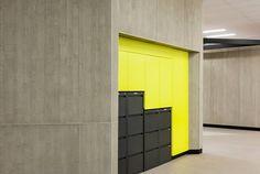 IMI-Beton: Kein Beton sondern ein Imitat auf MDF-Platten-Basis