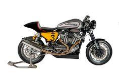 "Harley ""CRXR"" Sportster 1200 by Shaw Speed & Custom"