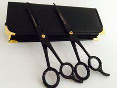 "Professional Hair Cutting+ Thinning Scissors Barber Shears Hairdressing Set 6"" #ScissorsPlus"
