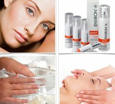 We stock the full range of Environ products.  Call in for a FREE consultation with one of our therapists.