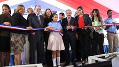 Gobierno inaugura centro educativo y estancia infantil en Santiago