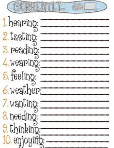 This looks fun, and a creative way of getting into healthy self-care habits: Simple Printable Writing Prompts to get into the habit of keeping a journal or diary. Art Journal Prompts, Junk Journal, Writing Prompts, Writing Ideas, Diary Writing, Journal Cards, Art Journals, Journal Pages Printable, Journal Template