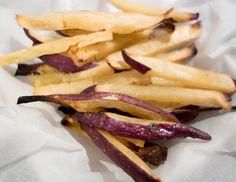 Crispy, Oven-Baked Sweet Potato Fries