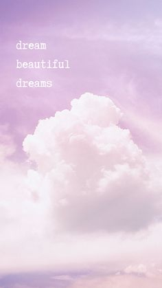 6 Cloudy Pastel iPhone Wallpapers For Daydreamers | Preppy Wallpapers