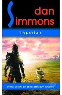 Despre nimicuri si alte fantezii: Hyperion - Dumnezeu incotro? Hyperion Cantos, Dan Simmons, Sci Fi Fantasy, Cover Art, Books To Read, Reading, Classic, Movies, Movie Posters