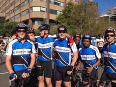 The Bluegrass Cycle Team Completes the Argus Cycle Tour Office Team, Competition, Tours
