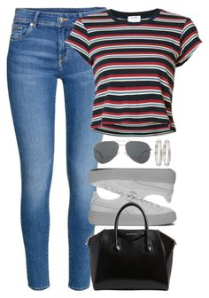 """""""untitled #casual"""" by kydajenner ❤ liked on Polyvore featuring RE/DONE, Puma, Givenchy, Yves Saint Laurent, Cartier, StreetStyle and casual"""
