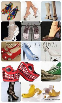 humor funny shoes graphixshare