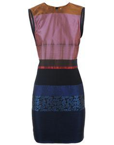 Shimmer Multi Dress