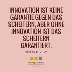 #innovation #zitate #sprüche #agitano