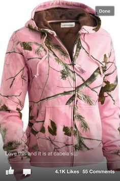Fav Real Tree pink Camo the one my hubby got me for my birthday :)