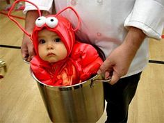 Lobster baby