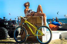 Dj street bike
