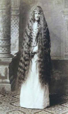 Pss Louise Victoire D´Orleans, daughter of Sophie Charlotte, duchess in Bavaria.