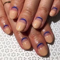 Negativ Space Nails, ayumutksw