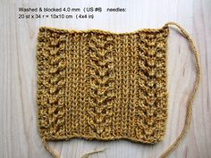 Ravelry: Project Gallery for Docklight pattern by Julie Hoover