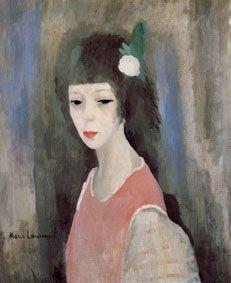 Marie Laurencin, 'Mon Portrait', 1924