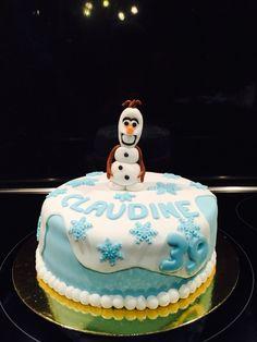 #Cake #Olaf
