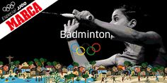 El análisis del Bádminton en los Juegos Olímpicos de Río 2016. Sigue lo mejor de…