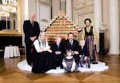 Декабрь, 17, 2009 - Королевские дома мира