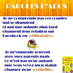 https://www.facebook.com/59astucespourdecodervotreado #blagues #ado #jokes #teenager #AstucesAdos