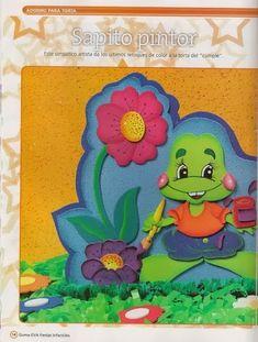 Como hacer a Woody en Goma Eva - Revistas de manualidades Gratis Woody, Winnie The Pooh, Disney Characters, Fictional Characters, Art, How To Make, Make Curtains, Bathroom Sets, Globe Decor