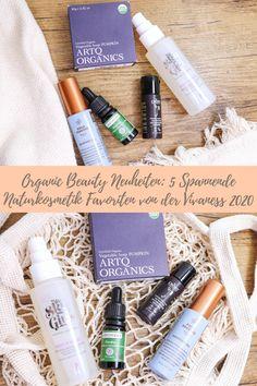 Meine 5 Naturkosmetik Favoriten von der Vivaness 2020 - organic Beauty News!      #naturkosmetik #organicbeauty
