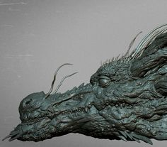 Concept art by Katsuya Terada