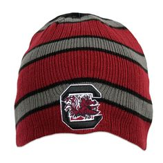South Carolina Gamecocks Drift Rev Knit Beanie #gamecocks