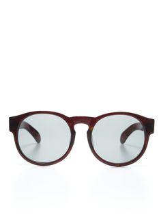 Round Acetate Sunglasses by Dries van Noten on Park & Bond