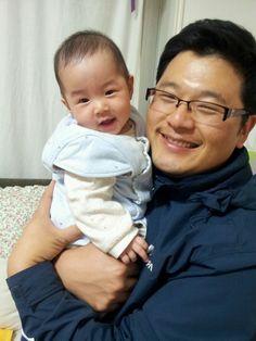 아빠와 빛나^^