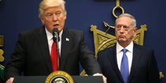 AVANGUARDIA NAZIONALE BERGAMO: Trump viene sabotato dal Pentagono