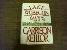 Lake Wobegon Days by Garrison Keillor (1985, Hardcover)