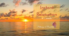 Take a 5 minute instant relaxation break!