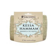 Rękawica Kessa Hammam - Nieprzyzwoicie naturalny sklep dla kobiet lubiących siebie