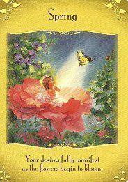 Magical Messages from the Fairies Oracle