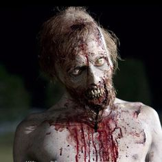 Swamp Zombie aka the walker that killed Dale